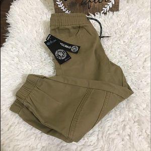 Nwt Street rules khaki pants